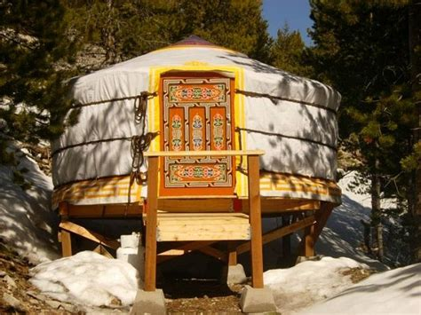 98 Best Yurts Images On Pinterest