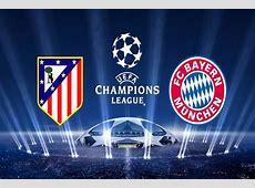 Atlético Madrid vs Bayern en directo y en vivo online