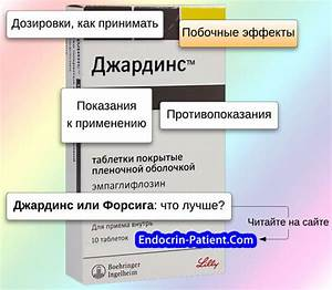 Форсига лекарство от диабета