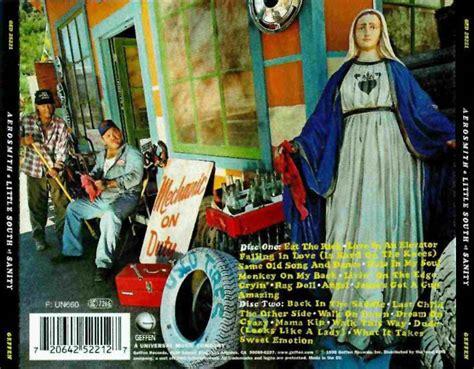 caratulas de cd de musica aerosmith  south