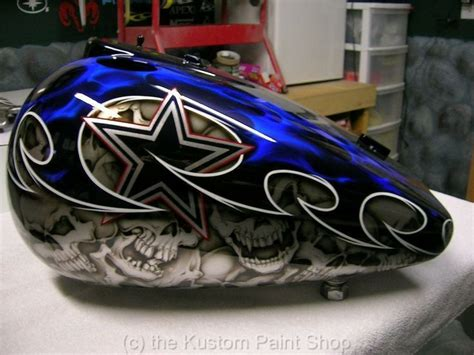 custom motorcycle tribal paint jobs google search