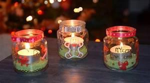 Pot En Verre Deco : pot en verre deco noel mi cayito ~ Melissatoandfro.com Idées de Décoration