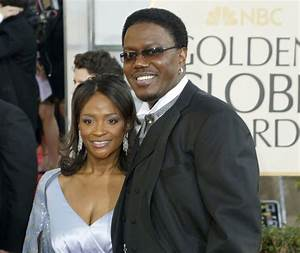Bernie Mac's Widow Opens Up About Emotional Moments Before ...