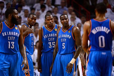 Okc Thunder 2011-2012 Final Player Grades And Season-end