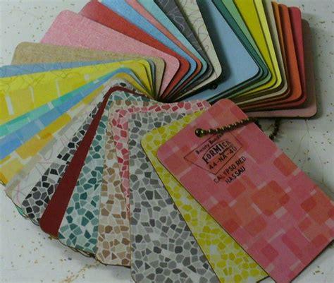Laminat Farben Muster by Vintage Formica Laminate Patterns Vintage Formica