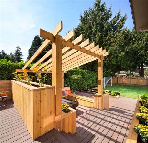 wooden pergola designs ideas design trends