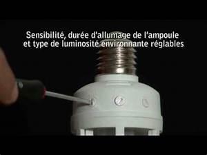 Ampoule Détecteur De Présence : detecteur de mouvement et de presence 360 pour ampoule ~ Edinachiropracticcenter.com Idées de Décoration