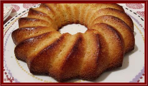 cuisiner semoule gâteau de semoule au citron oh la gourmande