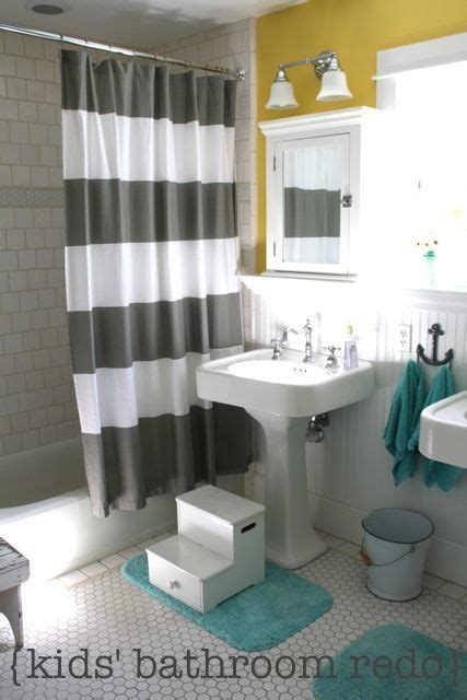 Modern Day Bathroom Colors by Great Bathroom Redo From Pleated Poppy As Inspiration For