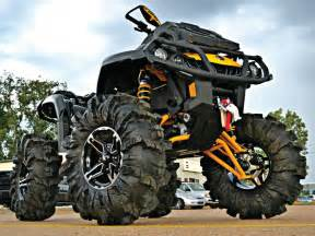 Can-Am Outlander Lifted