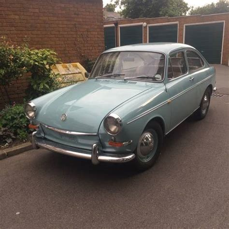 Type 3 1968 Variant Fastback For Sale