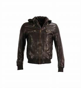 Manteau Homme Galerie Lafayette : blouson b mussila chevignon en marron pour homme galeries lafayette ~ Melissatoandfro.com Idées de Décoration