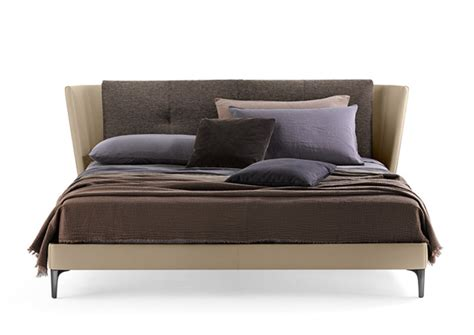 Bed Bretagne Bed By Poltrona Frau