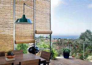 Bambou Pour Haie Brise Vue : brise vue balcon en quelques id es int ressantes ~ Premium-room.com Idées de Décoration