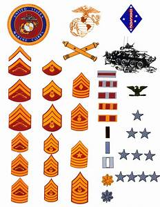 Marine Officer Rank Insignia | www.imgkid.com - The Image ...