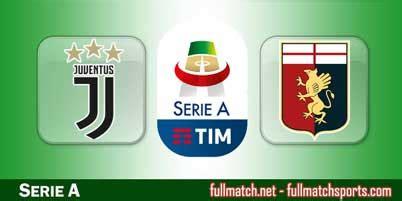 Juventus vs Genoa Highlights Full Match • fullmatchsports.co