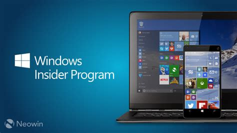 windows insiders will now be able to skip ahead to the next development branch neowin