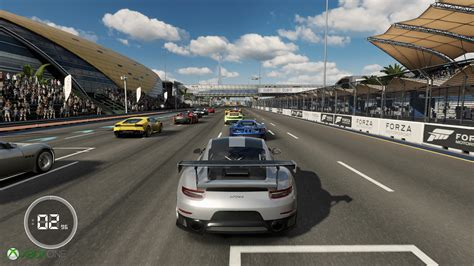 forza xbox one how does forza 7 improve on xbox one x base hardware