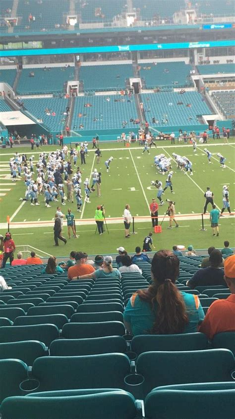 miami dolphins  hard rock stadium