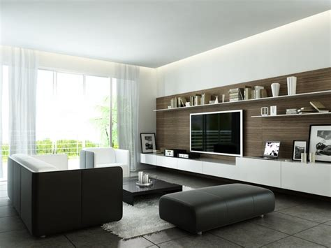 Minimalist Basement Living Room Ideas
