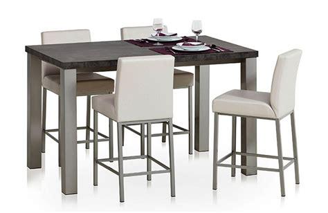 table de cuisine hauteur 90 cm table hauteur 90 cm extensible