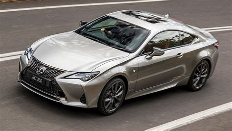 lexus rc coupe  pricing  spec confirmed car news