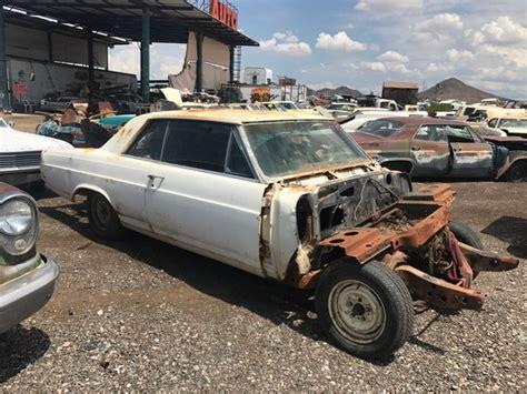1965 Buick Parts by 1965 Buick Skylark 2 Door Ht 65bu2133d Desert Valley