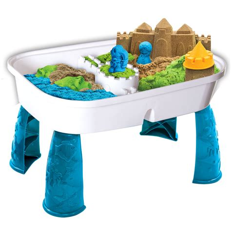 toys r us activity table spin master kinetic sand kinetic sand activity table