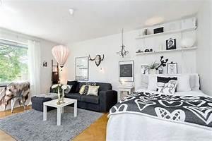 deco studio marin With lovely comment meubler un studio de 30m2 10 deco amenager studio