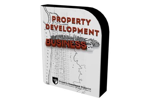 Property Development Business Plan Template Costumepartyrun