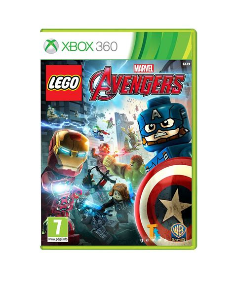 d day xbox 360 games buy lego marvel incl shipping
