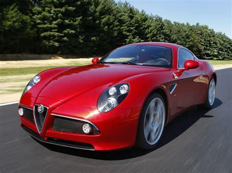 Alfa Romeo 8c Competizione Specs & Photos  2007, 2008