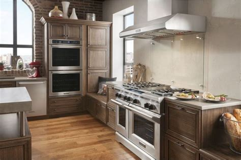 kitchenaid commercial range oven stainless 48 air ovens electric double dual fuel interior self star convection racks display burners turn