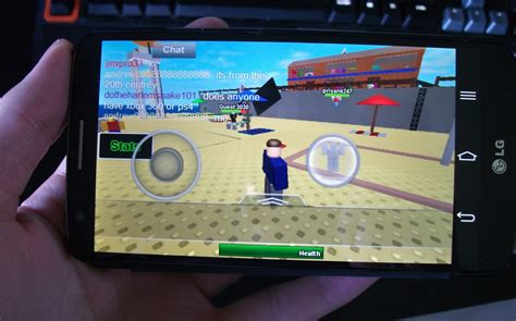 on android get roblox on android