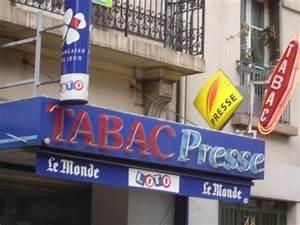 Bureau De Tabac Bar Tabacs En France