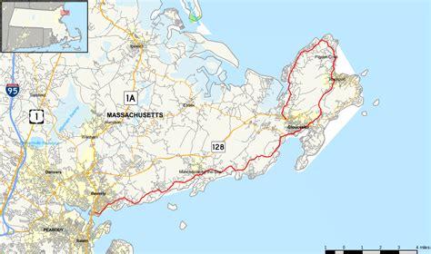 Massachusetts Route 127 Wikipedia