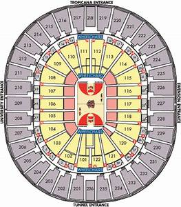 Thomas Mack Center Seating Chart Online Ticket Office Seating Charts