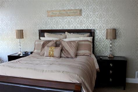 Master Bedroom Wallpaper