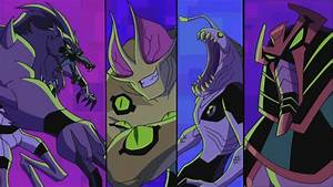Ben 10 Galactic Monsters - Ben 10 Omniverse Photo ...