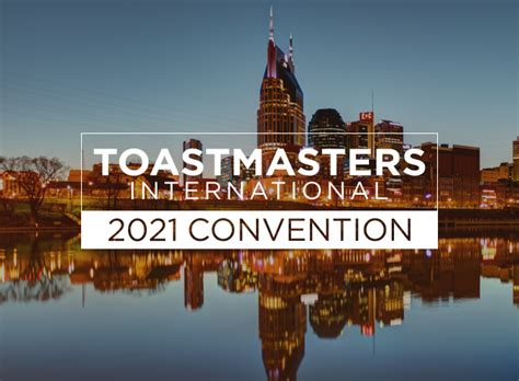 toastmasters international convention toastmasters