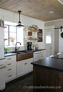 white farmhouse kitchens 835