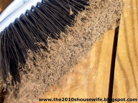 The 2010?s Housewife: How to Clean a Broom