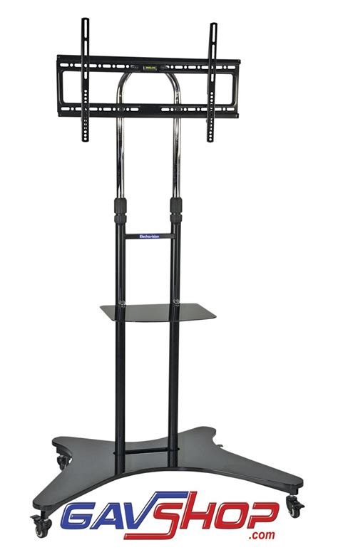 trolley vs floor professional office or exhibition mobile floor mounting