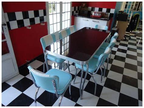 cuisine vintage 馥s 50 mobilier et décoration vintage américaine à rennes bretagne
