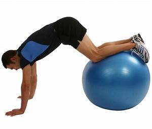 Wasseraufbereitung Für Zu Hause : gymnastikball f r zu hause gymnastik bungen fitness ~ Michelbontemps.com Haus und Dekorationen