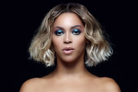 Beyonce's Video Hairstyles