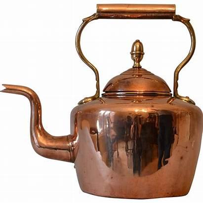 Copper Kettle Antique Rubylane Rl