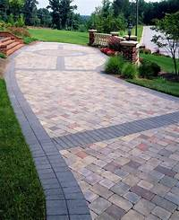 lovely patio design with pavers ideas Paver Patterns + The TOP 5 Patio Pavers Design Ideas | INSTALL-IT-DIRECT