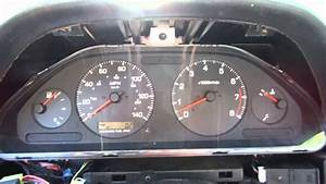 1998 Nissan Maxima Instrument Cluster Issue