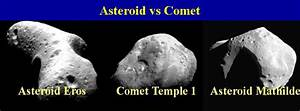 BREAKING NEWS: NASA Mission Tries to Discern Comets From ...